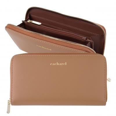CACHAREL LADY WALLET TIMELESS CAMEL.