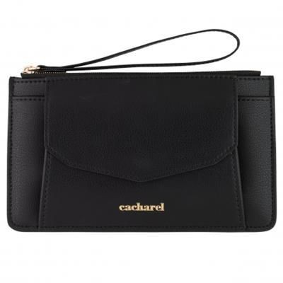 CACHAREL SMALL CLUTCH TIMELESS BLACK.