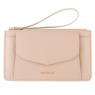 CACHAREL SMALL CLUTCH TIMELESS NUDE.