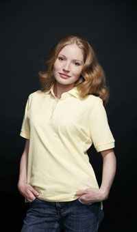 HENBURY LADIES PIQUE POLO SHIRT.