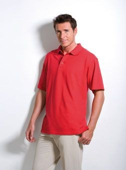 KUSTOM KIT AUGUSTA PIQUE POLO SHIRT.
