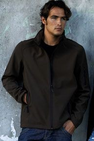 KARIBAN SOFT SHELL JACKET.