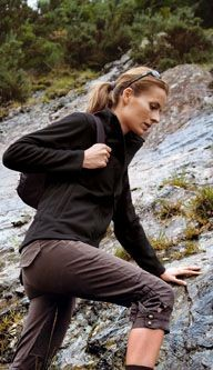 RESULT LADIES LA FEMME MICRO FLEECE JACKET.