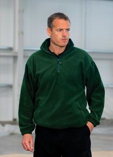 RTY ZIP NECK OUTDOOR FLEECE.