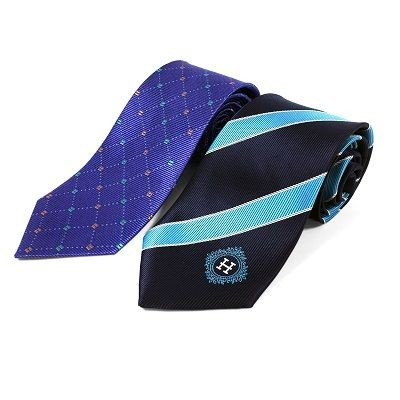 MICRO POLYESTER TIE.