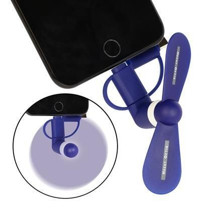 MOBILE PHONE FAN - 3-IN-1.