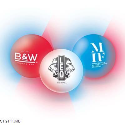 FLASHING ECO BALL.