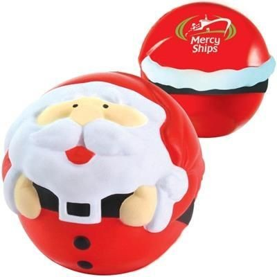 STRESS FATHER CHRISTMAS SANTA.