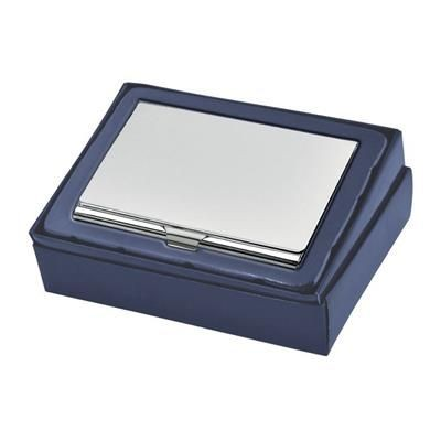 CLASSIC BUSINESS CARD HOLDER.