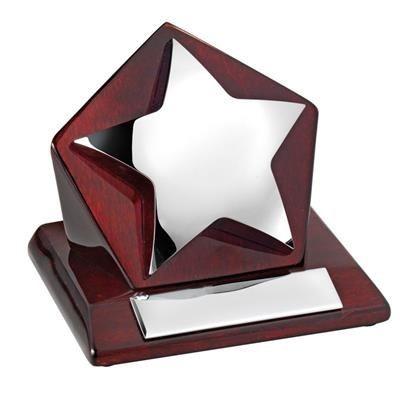 STAR ON WOOD TROPHY AWARD.