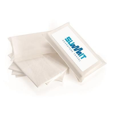 PACK OF 5 3-PLY TISSUE in Biodegradable Pack.