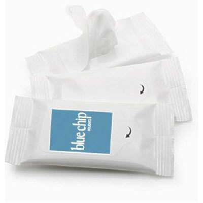 PACK OF 30 SCREEN WET WIPE TISSUE PACK in White.
