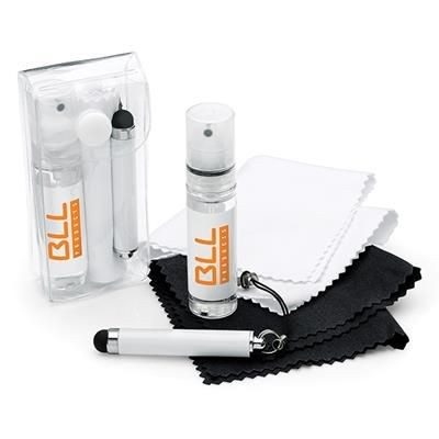3 PIECE GADGET CLEANING KIT.