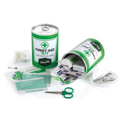 HANDY CAN FIRST AID KIT.