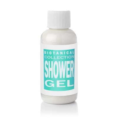 SEA SPA WHITE SHOWER GEL.