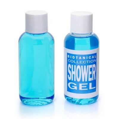 SEA SPA BLUE SHOWER GEL.