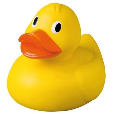 GIANT SQUEAKY RUBBER DUCK XL in Yellow.