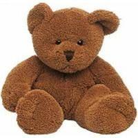 MICHAELA TEDDY BEAR in Brown.