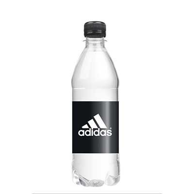 BRANDED 500ML BOTTLED WATER.