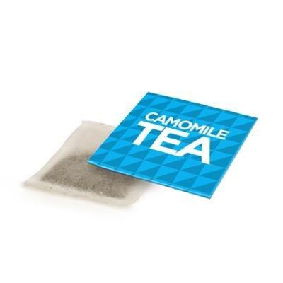 CHAMOMILE TEA ENVELOPE.