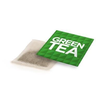 GREEN TEA ENVELOPE.