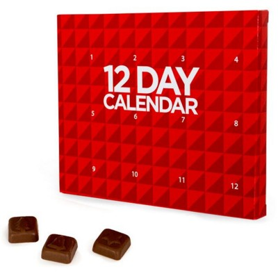 12 DAY ADVENT CALENDAR.