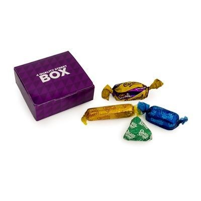 4 QUALITY STREET CHOCOLATE BOX.