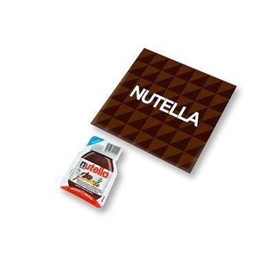 NUTELLA TASTY TOPPER.