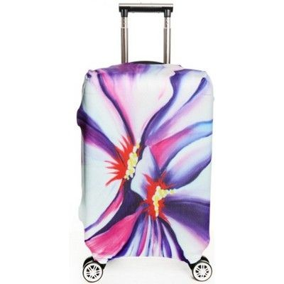 SUBLIMATED LUGGAGE COVER.