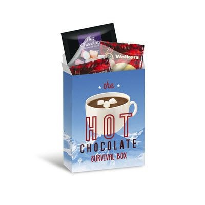 ECO REFRESHER BOX - HOT CHOCOLATE SURVIVAL BOX.