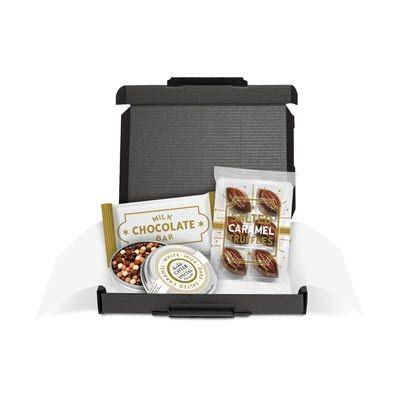 MINI POST BOX CHOCOLATE EDITION.