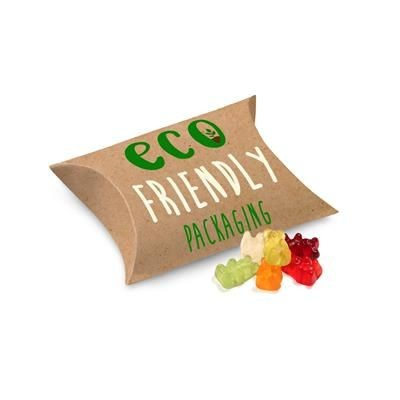 ECO LARGE POUCH FILLED with Vegan Bears.