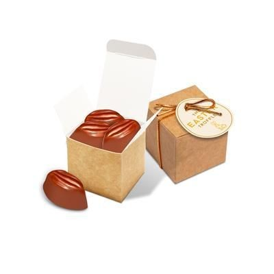 ECO KRAFT CUBE X5 COOKIE OR BISCUIT & CREAM TRUFFLES.