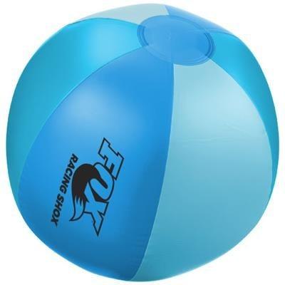 TRIAS SOLID BEACHBALL in Blue.