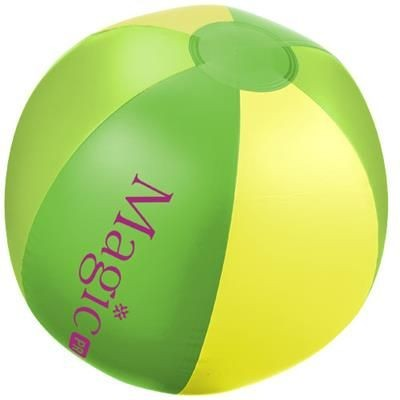 TRIAS SOLID BEACHBALL in Green.