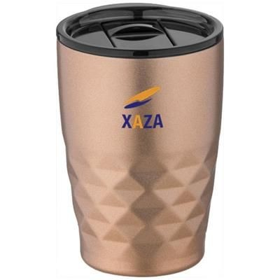 GEO 350 ML COPPER VACUUM THERMAL INSULATED TUMBLER in Copper.