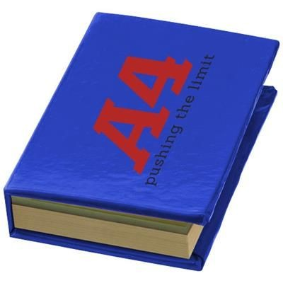 STORM STICKY NOTES BOOKLET in Royal Blue.