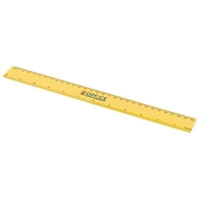 RULY RULER 30 CM in Yellow.
