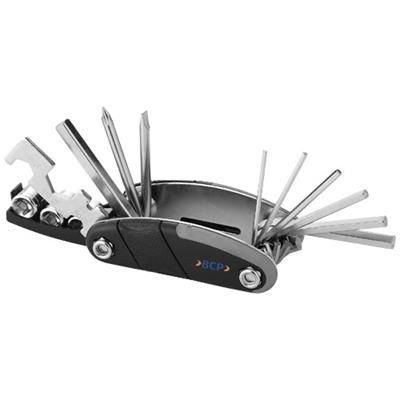 FIX-IT 16-FUNCTION MULTI-TOOL in Black Solid.