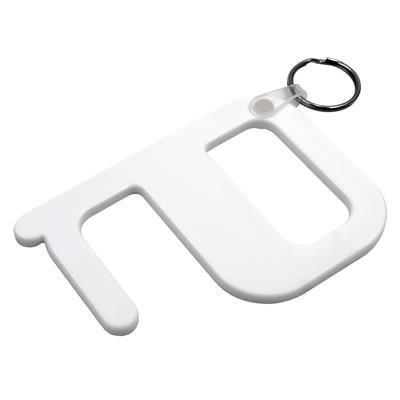 HYGIENE KEY PLUS in White Solid.