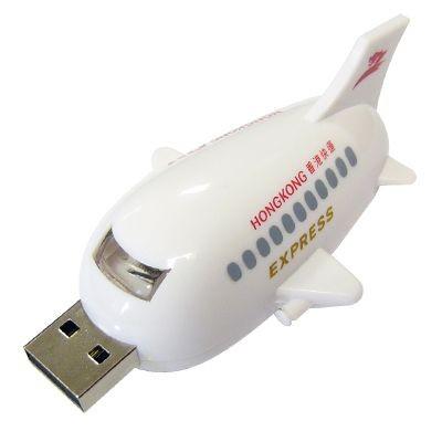 AIRLINE USB FLASH DRIVE MEMORY STICK.