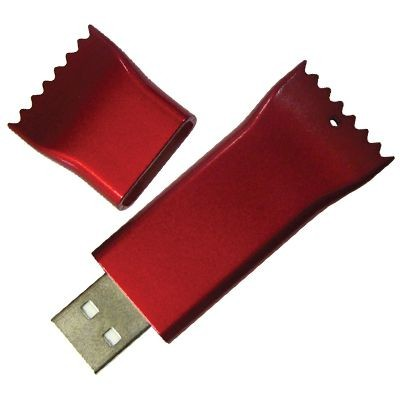 SWEETS USB FLASH DRIVE MEMORY STICK.