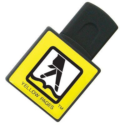 SQUARE FULL COLOUR USB FLASH DRIVE MEMORY STICK.