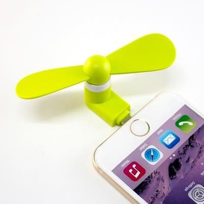 MINI IPHONE FAN.
