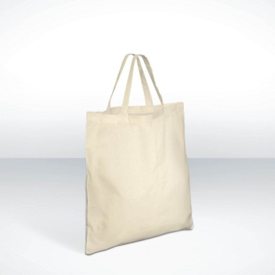 GREEN & GOOD PORTOBELLO ECO SHOPPER TOTE BAG in Natural.