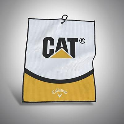 CALLAWAY CUSTOMS CART TRIFOLD GOLF TOWEL.