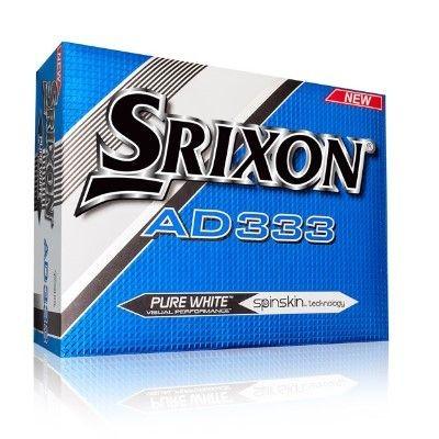 SRIXON AD333 GOLF BALL.