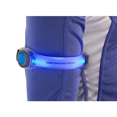 BE SEEN LIGHT UP ARM BAND.