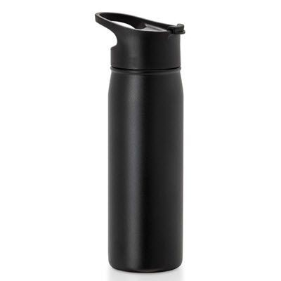K8 THERMAL INSULATED STAINLESS STEEL METAL WATER BOTTLE.