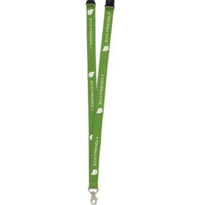 ECO FRIENDLY LANYARD.